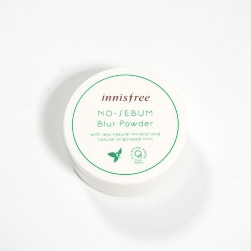 Innisfree No-Sebum Blur Powder REVIEW