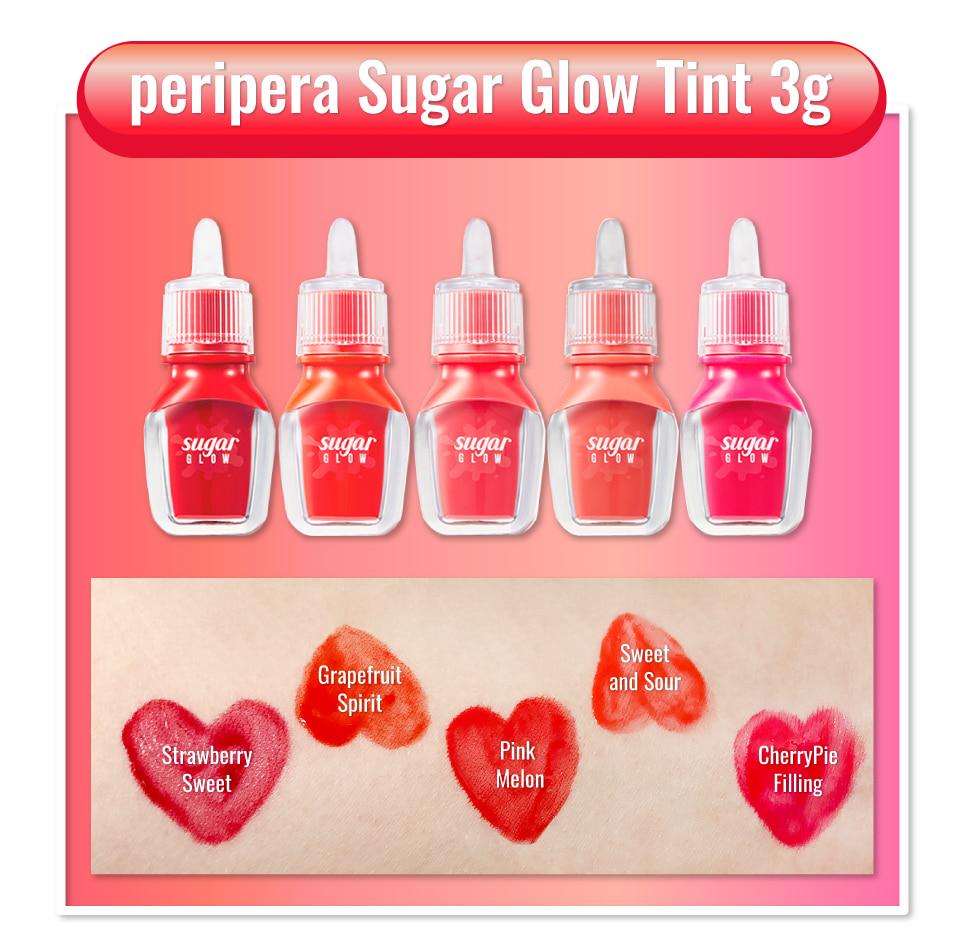 �ล�าร���หารู��า�สำหรั� Peripera sugar glow