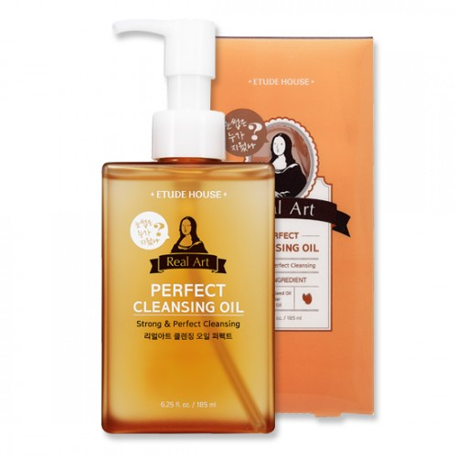 ETUDE HOUSE Real Art Cleansing Oil Perfect 185ml