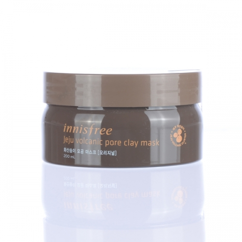 Innisfree Jeju volcanic pore clay mask Original [Jar type] 200ml