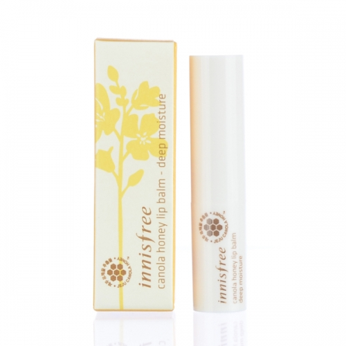 Innisfree CANOLA HONEY LIP BALM - DEEP MOISTURE 3.5g