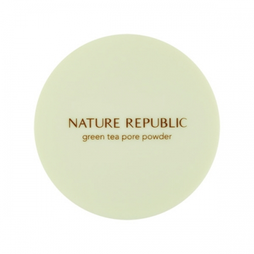 Nature Republic Botanical Green Tea Pore powder 5g
