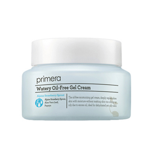 primera Watery Oil-Free Gel Cream 50ml