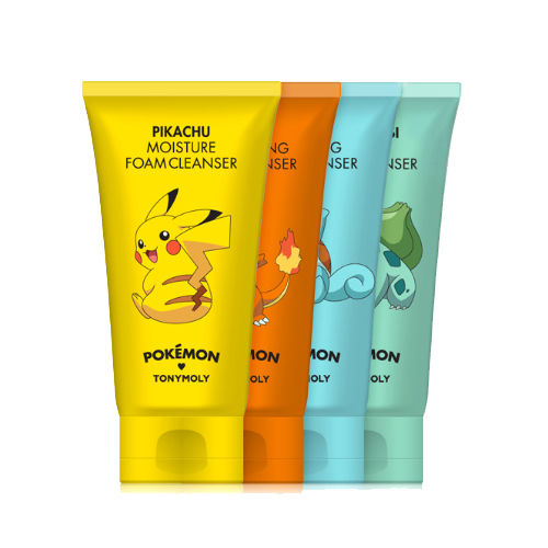 TONYMOLY Pokemon Foam Cleanser 150ml
