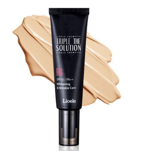 Lioele Triple The Solution Bb Cream 50ml Spf30 Pa++ by Jolse