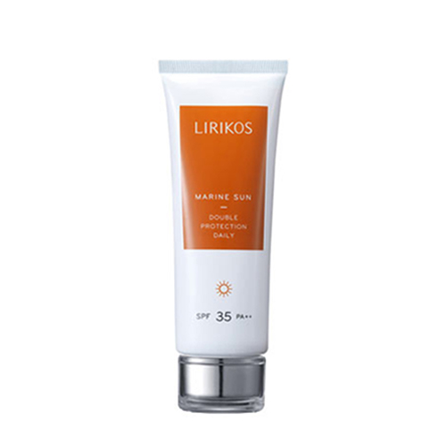 LIRIKOS MARINE DOUBLE PROTECTION DAILY SPF35 PA++ 70ml