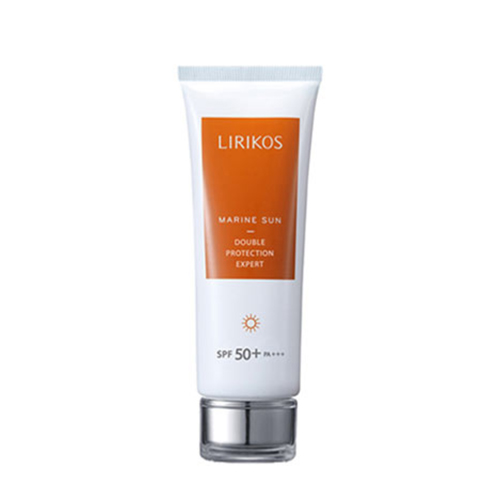 LIRIKOS MARINE DOUBLE PROTECTION EXPERT SPF50+ PA+++ 70ml