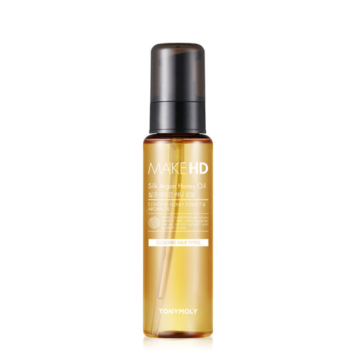 TONYMOLY Make HD Silk Argan Oil Honey 85ml