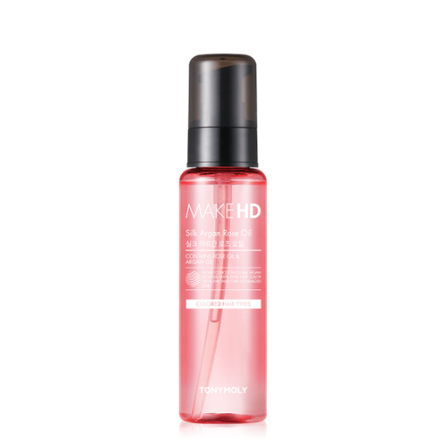 TONYMOLY Make HD Silk Argan Oil Rose 85ml