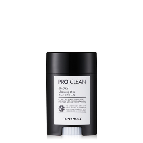 TONYMOLY Pro Clean Smoky Cleansing Stick 25g