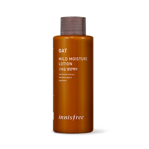 Innisfree Oat Mild Moisture Lotion 130ml