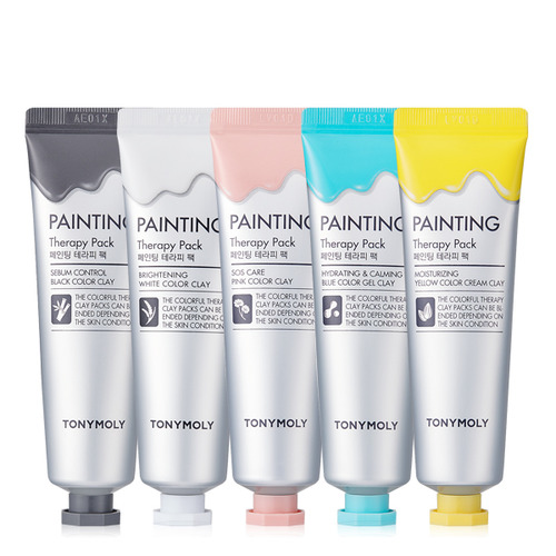 TONYMOLY Painting Therapy Pack