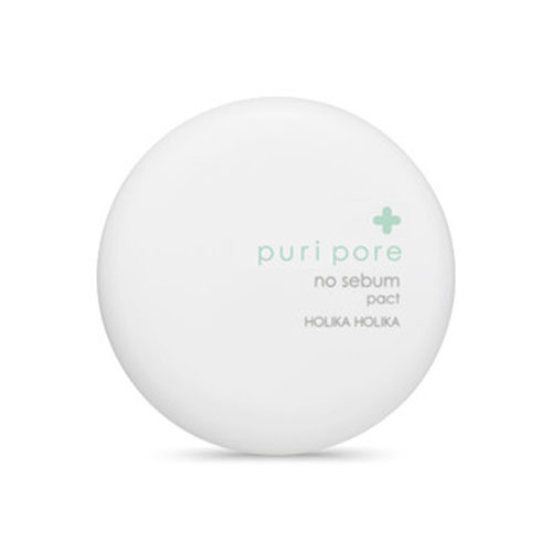 Holika Holika Puri Pore No Sebum Pact 8g