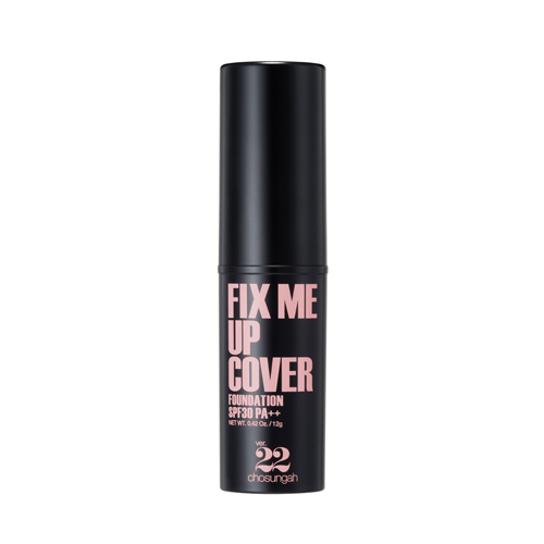 chosungah22 Fix Me Up Cover Foundation SPF30+/PA++ 12g