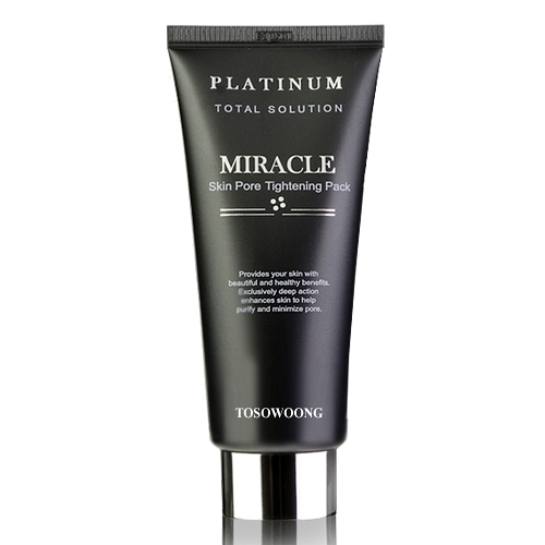 TOSOWOONG Platinum Miracle Pore Tightening Pack 150ml