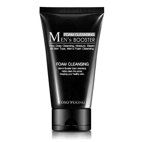 TOSOWOONG Men's Booster Foam Cleansing 100ml