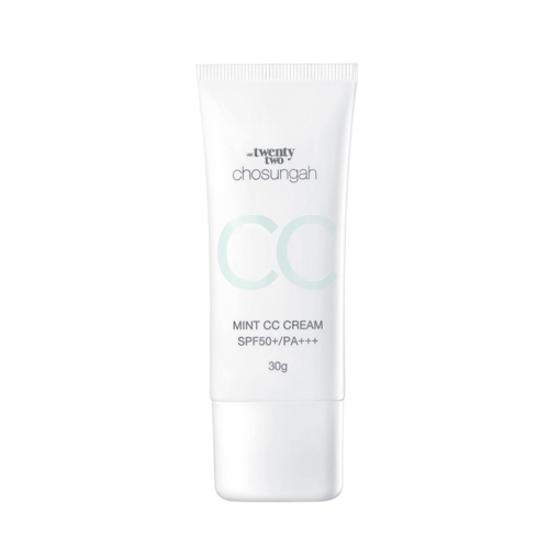 chosungah22 Mint CC Cream SPF50+ / PA++ 30g