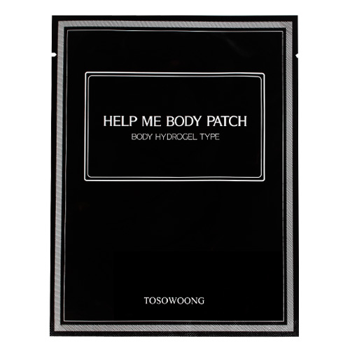 TOSOWOONG Help Me Body Patch (10pcs in a box)