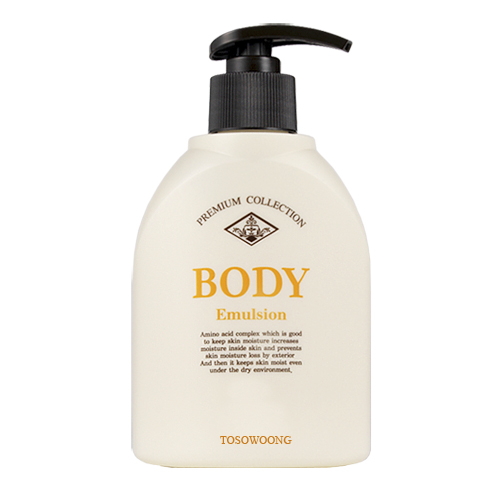 TOSOWOONG Premium Collection Body Emulsion 300ml