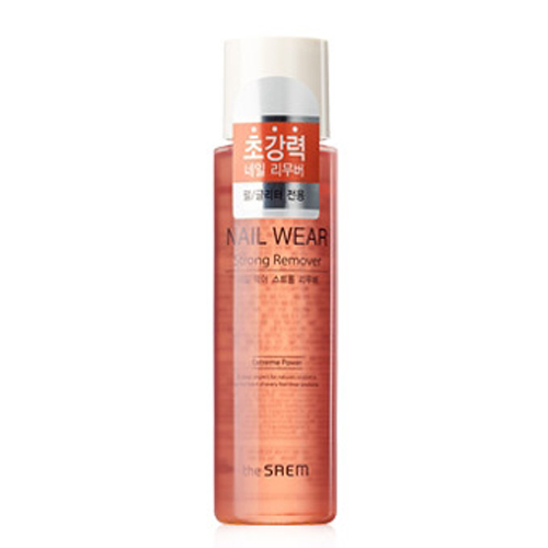 the SAEM the SAEM NAIL Wear Strong Remover 150ml