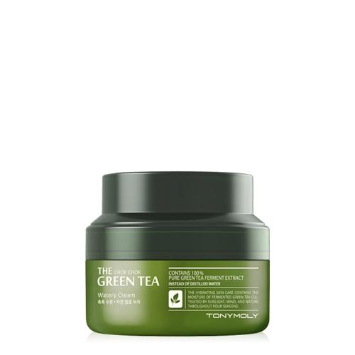[Md] Tonymoly The Chok Chok Green Tea Watery Cream 60ml by Jolse