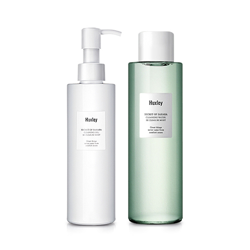 Huxley CLEANSING DUO 200ml + 200ml
