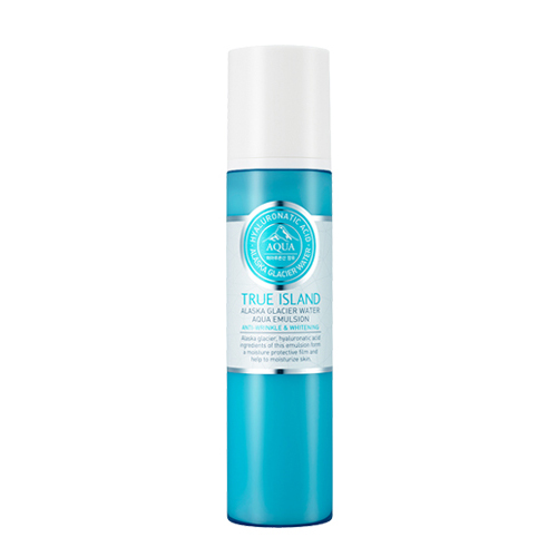 Hope Girl TRUE ISLAND ALASKA GLACIER WATER AQUA EMULSION 120ml