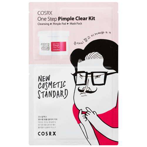 Image result for cosrx one step original clear kit