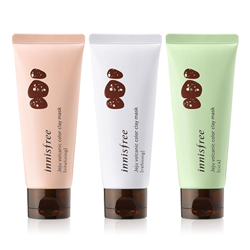 Innisfree Jeju Volcanic Color Clay Mask 70ml by Jolse