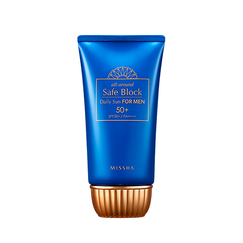 Missha All-Around Safe Block Daily Sun For Men SPF50+ PA++++ 50ml