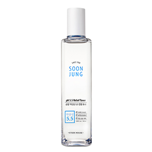 Etude House Soon Jung pH 5.5 Relief Toner 180ml