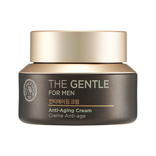 The FACE Shop The Gentle For Men Anti-Aging Cream 50ml