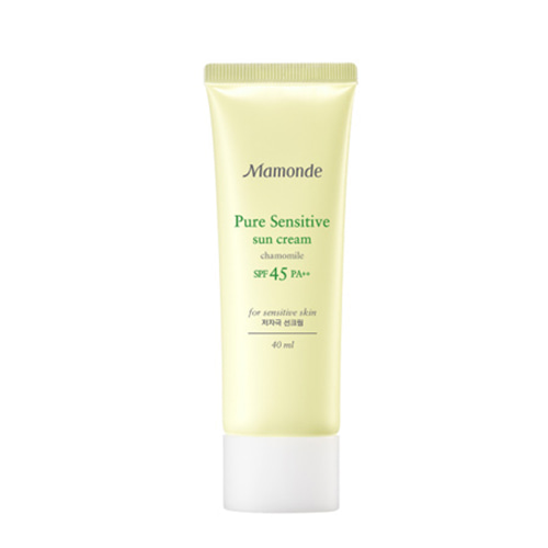 MAMONDE Pure Sensitive Sun Cream SPF45 PA++ 40ml