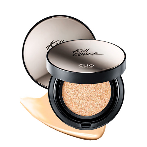 CLIO Kill Cover Founwear Cushion XP SPF50+ PA+++ 15g + Refill 15g