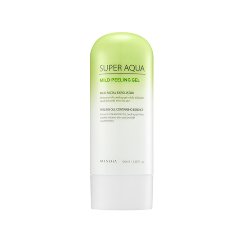 Missha Super Aqua Mild Peeling Gel 100ml
