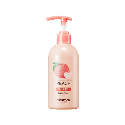 SkinFood Beauty In a Food Peach Body Wash 300g