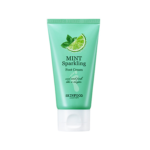 SkinFood Mint Sparkling Foot Cream 80ml