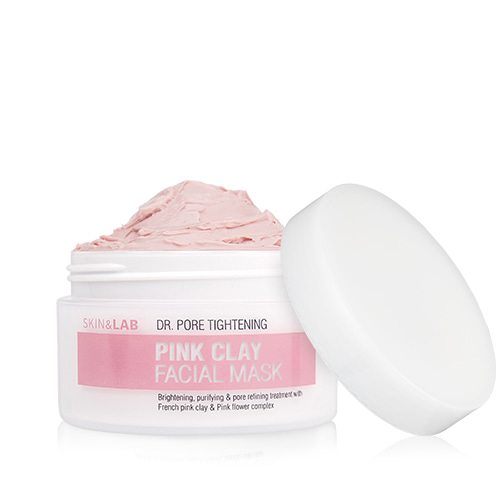 SKIN&LAB Pink Clay Facial Mask 100ml
