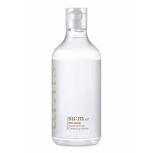 su:m37 Skin Saver Essential Pure Cleansing Water 400ml