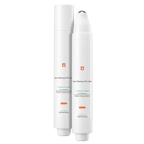 Tosowoong Spot Whitening Vita Clinic Vitamin Eye Cream 15ml by Jolse