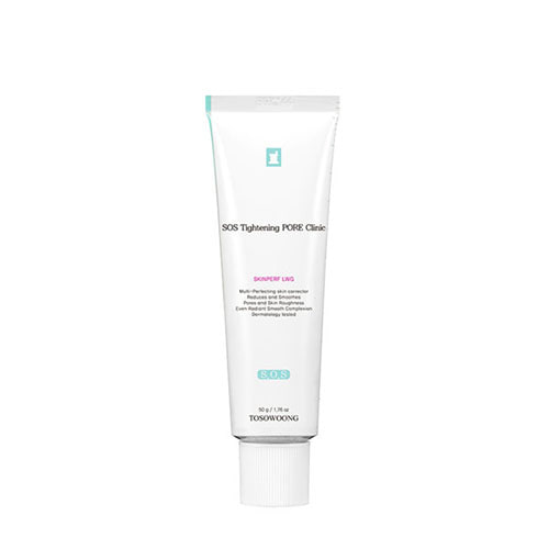 TOSOWOONG SOS Tightening PORE Clinic SKINPERF LWG 50g