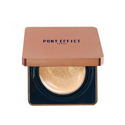 PONY EFFECT Coverstay Cushion Foundation 15g + Refill 15g SPF50+ PA+++