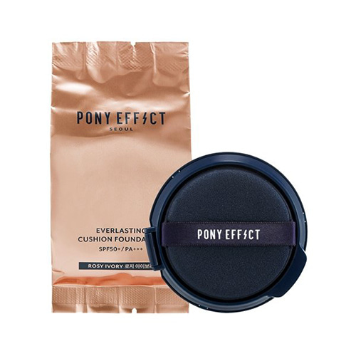 PONY EFFECT Everlasting Cushion Foundation Refill 15g SPF50+ PA+++