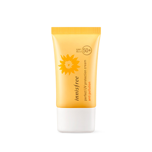 Innisfree Perfect Uv Protection Cream Anti Pollution Spf50+ Pa++++ 50ml by Jolse