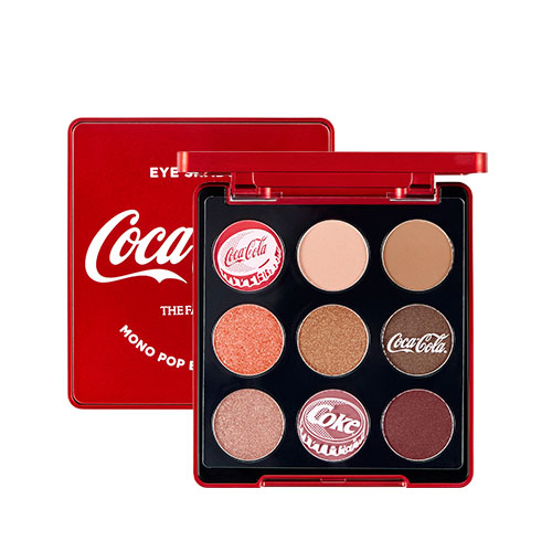 The Face Shop Coca-Cola Mono Pop Eyes 5.4g
