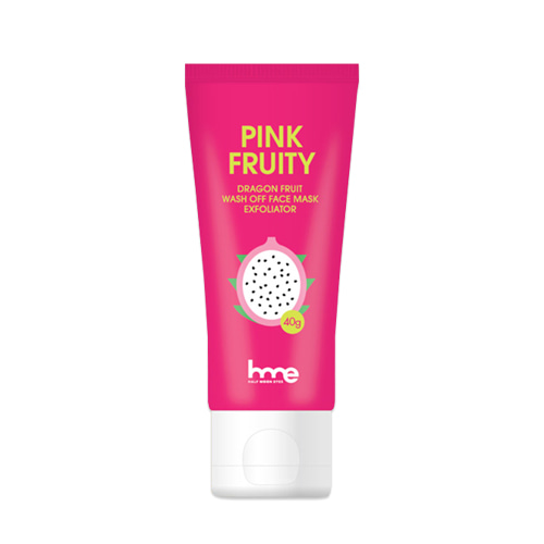 Half Moon Eyes Pink Fruity Wash Off Pack 40g by Jolse
