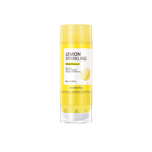 secretKey Lemon Sparkling Stick Cleanser 38g