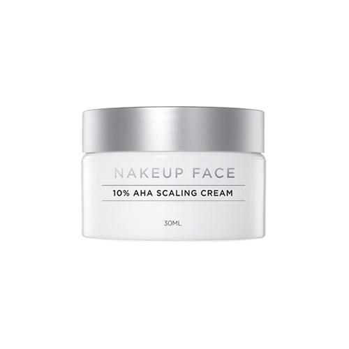 Nakeup Face 10% Glycolic Acid Aha Scaling Cream 30ml by Jolse