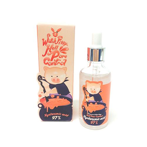 Elizavecca Witch Piggy Hell Control de poros Ácido hialurónico 97%