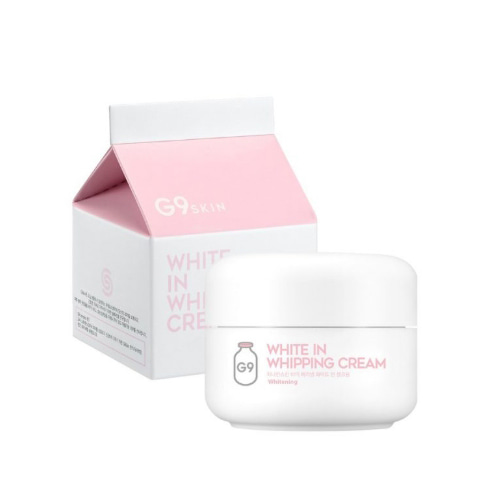 G9SKIN White in Whipping Cream 50g